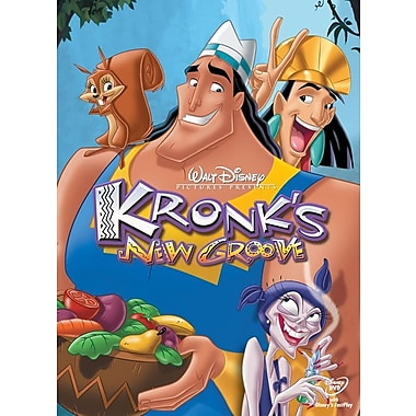 Kronks New Groove (DVD)