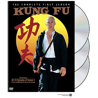 Kung Fu: The Complete First Season (DVD)
