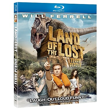 Land of the Lost (DISQUE BLU-RAY)