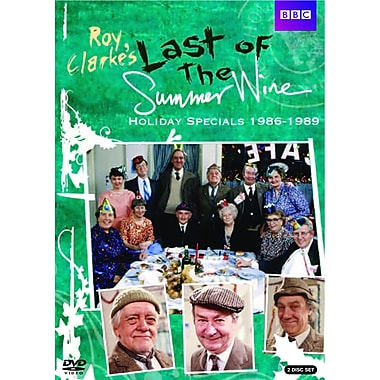 Last of The Summer Wine: 1986-1989 (DVD)