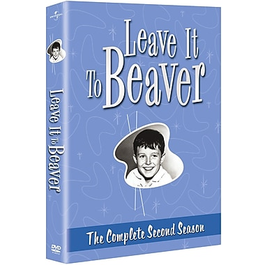 Leave It To Beaver: Season 2 (DVD)