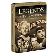 Legends of the Silver Screen: The Biographies Collection (DVD)