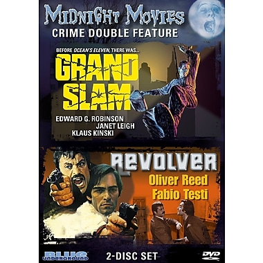Midnight Movies - Volume 7 - Crime Double Feature (DVD)