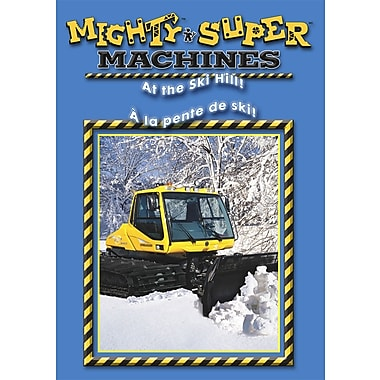 Mighty Machines: At The Ski Hill! (DVD)