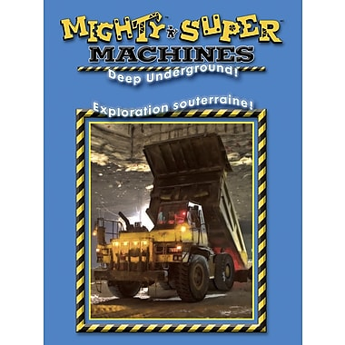 Mighty Machines: Deep Underground! (DVD)