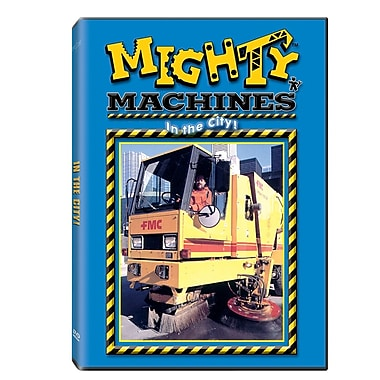 Mighty Machines: In The City (DVD)