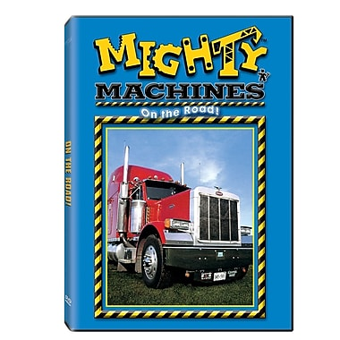 Mighty Machines: On The Road (DVD)