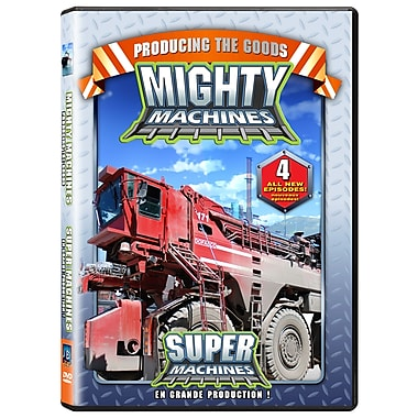 Mighty Machines: Producing The Goods (DVD)