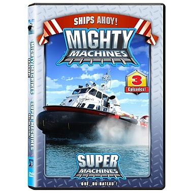 Mighty Machines: Ships Ahoy! (DVD)