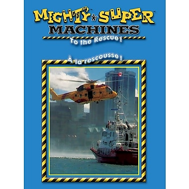 Mighty Machines: To The Rescue! (DVD)