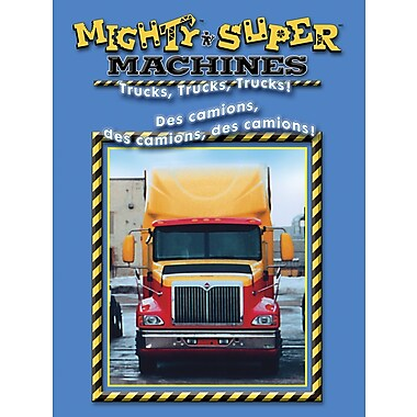 Super Machines: Des Camions, Des Camions, Des Camions !