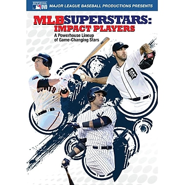 MLB: Impact Players (DVD)
