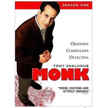 Monk Season 1 (DVD)