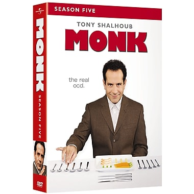 Monk: Season 5 (DVD)