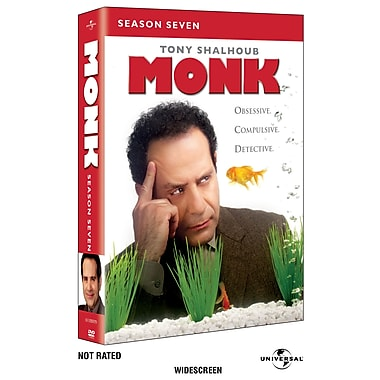 Monk: Season 7 (DVD)