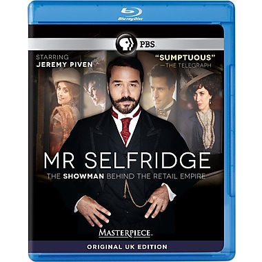 Mr. Selfridge (BLU-RAY DISC)