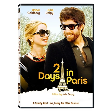 2 Days In Paris (DVD)
