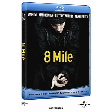 8 Mile (BLU-RAY DISC)