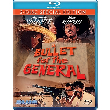 A Bullet For The General (BD) (DISQUE BLU-RAY)