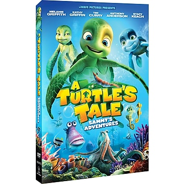 A Turtle's Tale - Sammy's Adventures (DVD)