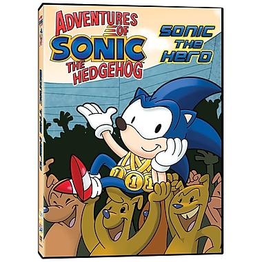 Adventures of Sonic the Hedgehog - Sonic the Hero (DVD)