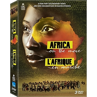 Africa on the Move (DVD)