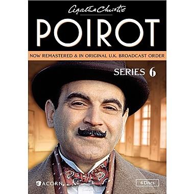 Agatha Christie's Poirot - Series 6 (DVD)