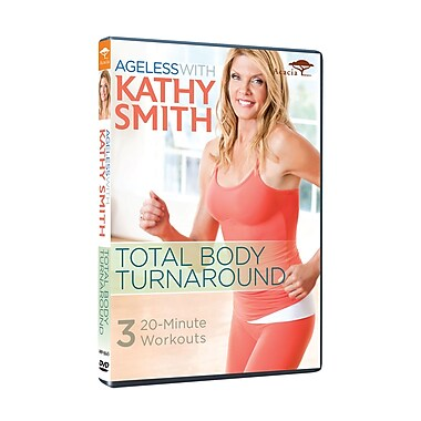 Ageless with Kathy Smith: Total Body Turnaround (Acacia) (DVD)