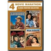 Albuquerque/Whispering Smith/The Duel at Silver Creek/War Arrow (DVD)
