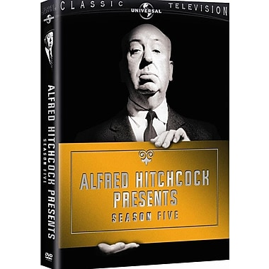 Alfred Hitchcock Presents: Season Five (DVD)