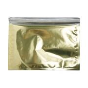 JAM Paper® Foil Envelopes with Self Adhesive Closure, 6 1/8 x 9 1/2, Booklet, Gold, 100/Pack (01323285B)