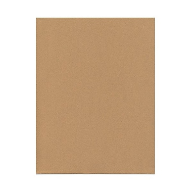 JAM Paper® 8 1/2in. x 11in. Smooth Passport Recycled Paper, Ginger, 100 Sheets/Pack