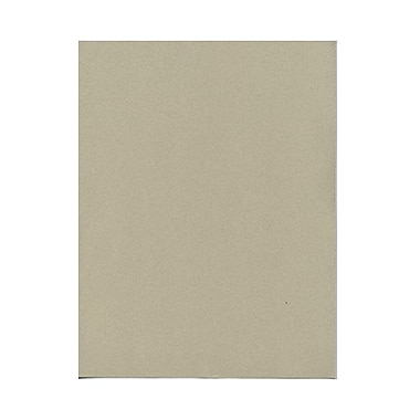 JAM Paper® 8 1/2in. x 11in. Passport Recycled Paper, Sage, 100 Sheets/Pack