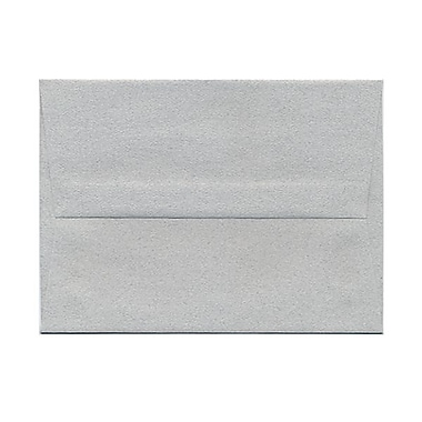 JAM Paper® A6 Invitation Envelopes, 4.75 x 6.5, Granite Grey, 1000/Pack (71185B)