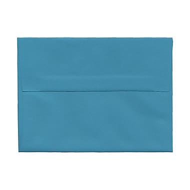 JAM Paper® Brite Hue Recycled Invitation Envelopes with Gum Closures, 4 3/4
