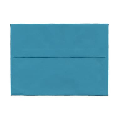 JAM Paper® Booklet Translucent Vellum Envelopes with Gum Closures 5-3/4