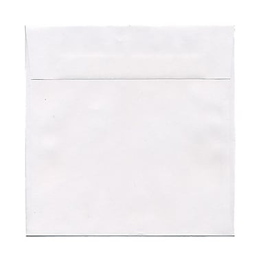 JAM Paper® 8 x 8 Square Envelopes, White, 1000/carton (03992315C)