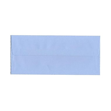 JAM Paper® #10 Business Envelopes, 4 1/8 x 9.5, Baby Blue, 1000/Pack (2155778B)