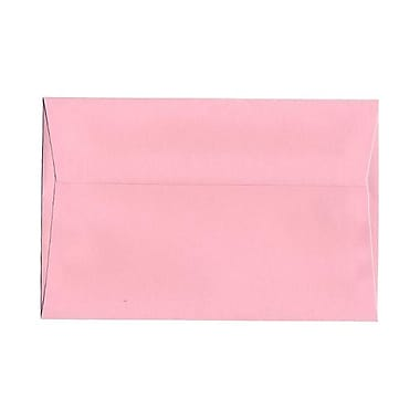 JAM Paper® A8 Invitation Envelopes, 5.5 x 8.125, Baby Pink, 1000/Pack (155629B)