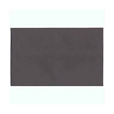 JAM Paper® A10 Invitation Envelopes, 6 x 9.5, Dark Grey, 1000/Pack (36396437B)