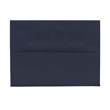 JAM Paper® A6 Invitation Envelopes, 4.75 x 6.5, Navy Blue, 1000/Pack (LEBA667B)