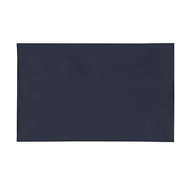 JAM Paper® A10 Invitation Envelopes, 6 x 9.5, Navy Blue, 100/Pack (LEBA867g)