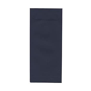 JAM Paper® #10 Policy Envelopes, 4 1/8 x 9.5, Navy Blue, 100/Pack (LEBA317g)