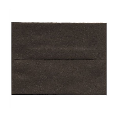 JAM Paper® 3 5/8in. x 5 1/8in. Booklet Stardream Metallic Envelopes w/Gum Closure, Bronze, 1000/Pack