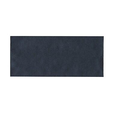 JAM Paper® #10 Policy Envelopes, 4 1/8 x 9.5, Stardream Metallic Anthracite Black, 50/Pack (v018283g)