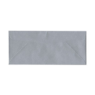 JAM Paper® #10 Business Envelopes, 4 1/8 x 9.5, Stardream Metallic Silver, 1000/Pack (SD5360 06B)