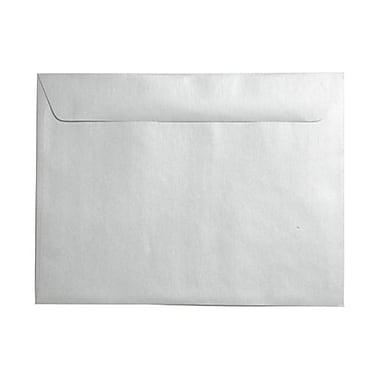 JAM Paper® Booklet Stardream Metallic Envelopes, 9