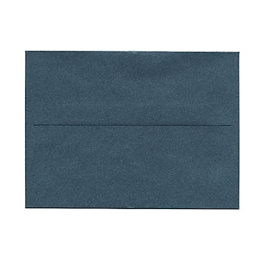 JAM Paper® A6 Invitation Envelopes, 4.75 x 6.5, Stardream Metallic Malachite Green, 1000/carton (GCST653B)