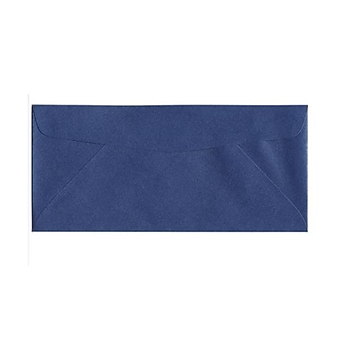 JAM Paper® #10 Business Envelopes, 4 1/8 x 9.5, Stardream Metallic Sapphire Blue, 1000/Pack (V018289B)