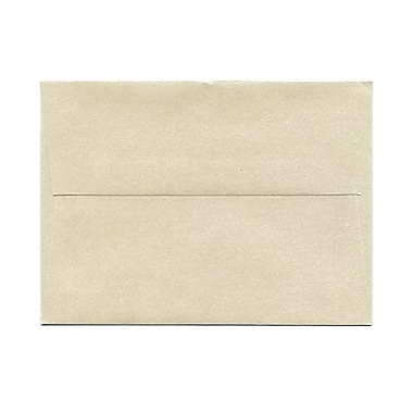 JAM Paper® A6 Invitation Envelopes, 4.75 x 6.5, Stardream Metallic Opal, 25/pack (GCST650)